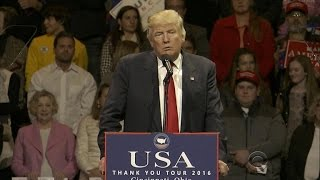 Donald Trump defends controversial Taiwan call