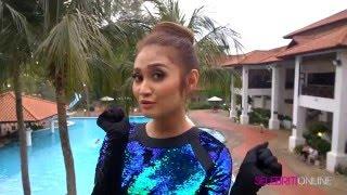 Ayda Jebat Tiru Suara Elizabeth Tan