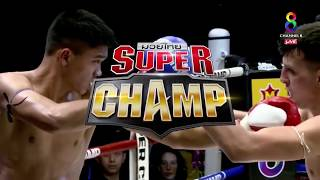 (KO R2) Ignasi 7 Muay Thai Gym vs Petchboonchu Sor Sommai - Muay Thai Super Champ