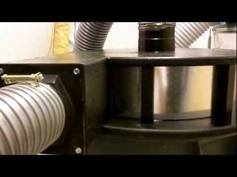 Part 5 5 Thien Top Hat Dust Separator Build