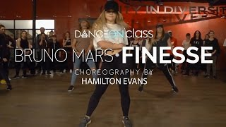 Bruno Mars  Finesse  Hamilton Evans Choreography  Danceon Class Finessebattle