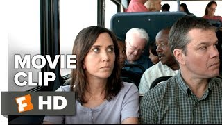 Downsizing Movie Clip - Bus to Leisureland (2017) | Movieclips Coming Soon