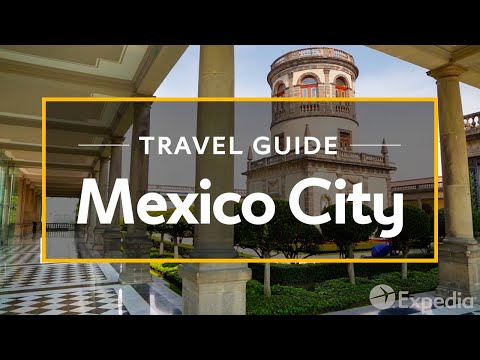 Mexico City Vacation Travel Guide Expedia
