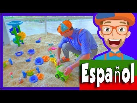Xxx Mp4 Blippi Español Aprende En El Museo Videos Para Preescolares Parque De Juegos 3gp Sex