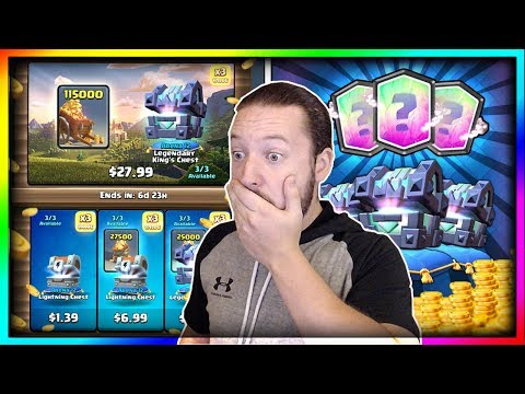 Xxx Mp4 OPENING ALL NEW CLAN WARS CHEST OFFERS BEST OFFERS EVER Clash Royale Chest Opening 3gp Sex