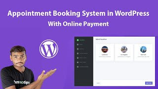 How to Make an Appointment Booking System with Payment in WordPress