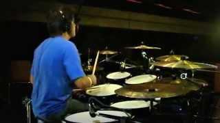 Ke$ha - TiK ToK (Drum Cover By Cobus Potgieter)