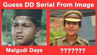 Guess Doordarshan TV Serials from 80s and 90s!!! DD Memory Test!