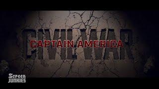 Trailer Honesto: Capitán América: Guerra Civil (Subtitulado)