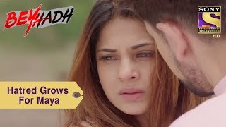 Your Favorite Character | Hatred Grows For Maya | Beyhadh