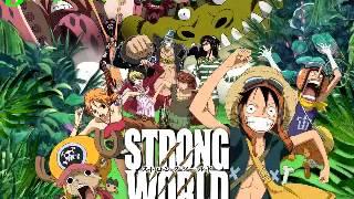 One Piece   Movie 10   Strong World Original Soundtrack~34   One Piece Film Music