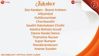 Zee Keralam - Official Music Album