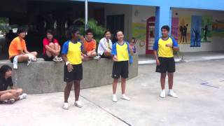 [Drama Camp 2010] Banana Cheer Forfeit