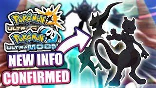 Pokemon Ultra Sun & Ultra Moon - NEWS ABOUT POST GAME & LEGENDARY POKEMON IN ULTRA WORMHOLES!