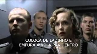 Hitler descobre que os caras não sabem fuder a mina iniciante