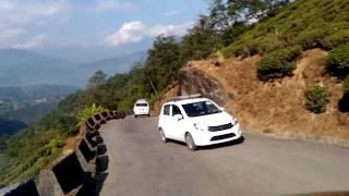 Dangerous Road of Darjeling