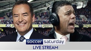 LIVE! Soccer Saturday | Watch the first day of the 2018/19 season with Jeff Stelling and the boys!