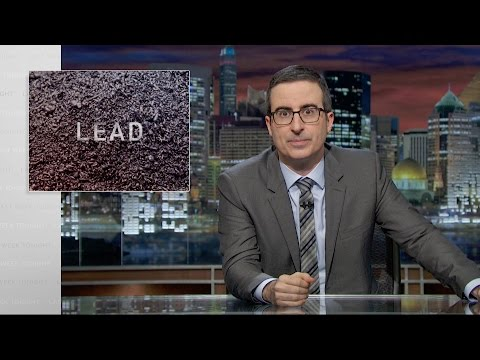Last Week Tonight with John Oliver Lead HBO
