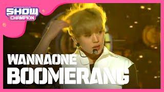 Show Champion EP.264 WANNA ONE - BOOMERANG