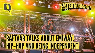 Raftaar talks about Emiway Bantai, Hip-Hop and being an Independent artist| The Quint