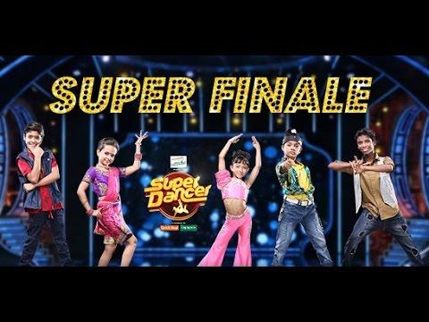 Ditya Bhande Wins Super dancer 2016 Grand Finale