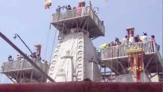 200th Dhaja of Shri Godiji Parshwanath Jain Derasar @ Pydhonie, Mumbai on 01st May 2012