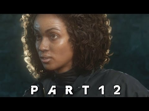 Uncharted 4 A Thief's End Walkthrough Gameplay Part 12 - Cathedral (PS4)
