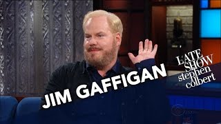 Jim Gaffigan Knows Why The Elderly Go To Church