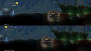 Nibelsnarf's Terraria Live Stream With Cosmic Pvp Part 2