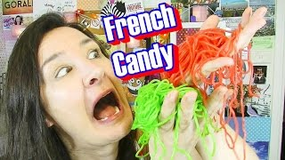 French Candy Taste Test 1