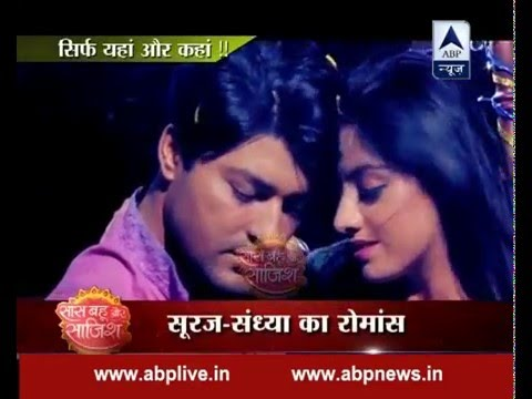 Have a look at Sooraj and Sandhya's romantic dance sequence