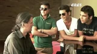 Il Volo & Eros Ramazzotti - Making off