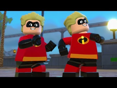 Xxx Mp4 LEGO The Incredibles Dash Super Speed Open World Gameplay Character Showcase 3gp Sex