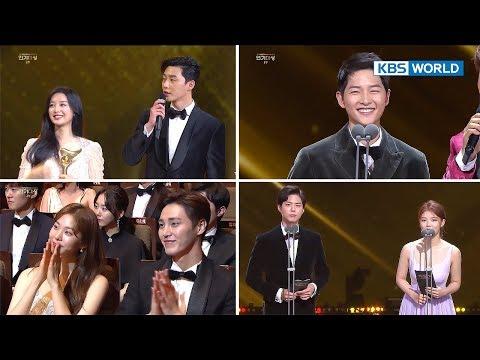 Xxx Mp4 2017 KBS Drama Awards 2017 KBS 연기대상 Part 2 ENG 2018 01 07 3gp Sex