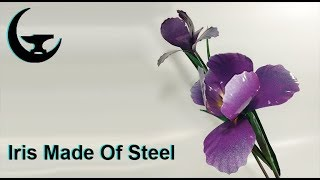 Iris Made Of Steel