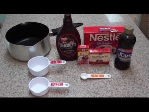 Halloween Hacks How to Make Edible Fake Blood