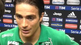 SJ VIDEO - Intervista ad Alessandro Matri Juve-Sassuolo 10/09/2016
