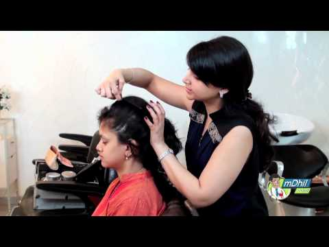 TAMIL: How to Create Quick Hairstyles for Girls