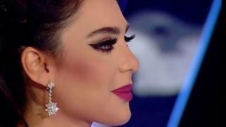 حلقة نارية الفنانه اللبنانيه قمر اسئلة محرجة في برنامج المتهم 2015 الحلقة الكاملة