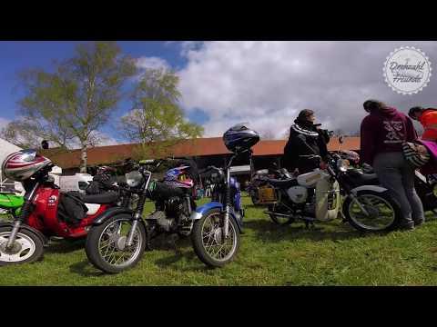 3. K2TF Treffen 2017 | Drehzahlfreunde | Simson | 60FPS