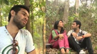 Love in Shuttle Train ...Chittagong University Bangla Music Video