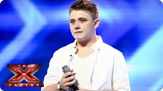 James English meets  X Factor Finalist Nicky McDonald to talk about his X Factor experience