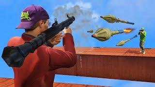 ULTIMATE RPG SHOWDOWN! (GTA 5 Funny Moments)