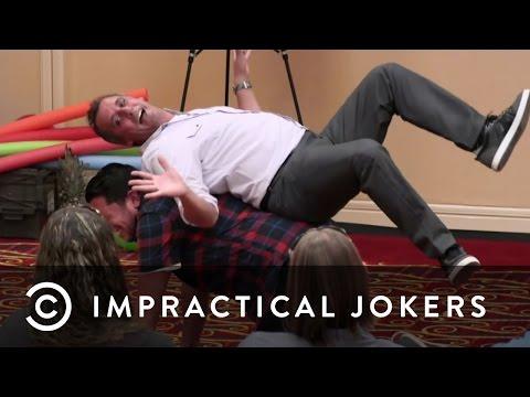 Trust Donkey | Impractical Jokers