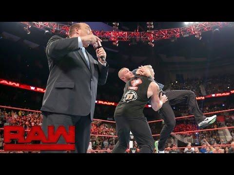 Xxx Mp4 Randy Orton Invades Raw To Attack Brock Lesnar Raw Aug 1 2016 3gp Sex