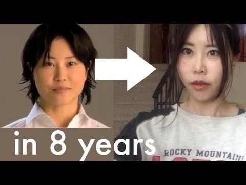 Xxx Mp4 Before After Videos Face Yoga Exercises Face Transformation After 8 Years 3gp Sex