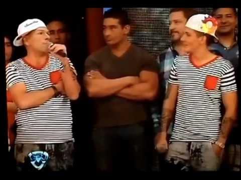 Alexander Caniggia Imitación de Freddy Villarreal