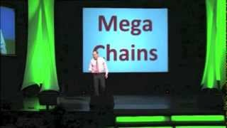 Mega Chains and The Future of Local Shops -- Keynote Lecturer