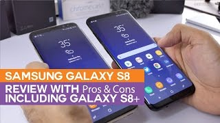 Samsung Galaxy S8 & S8+ Review The Best Android Smartphone?