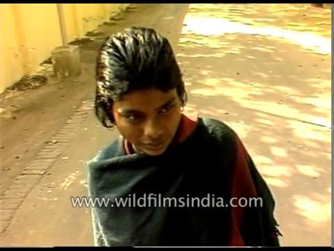 Indian girl child speaks up